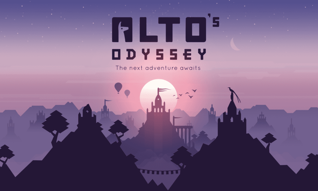 Alto's Odyssey free