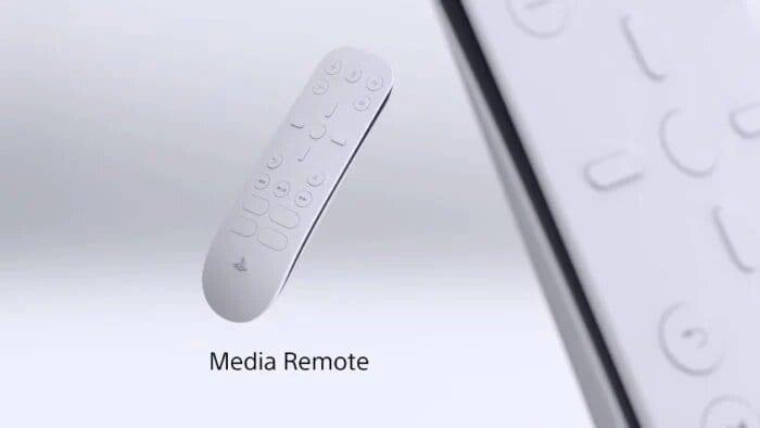 playstation 5 Remote media control