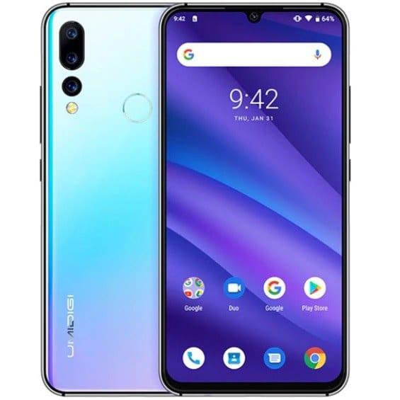 Cheap Umidigi phone below N60000 naira