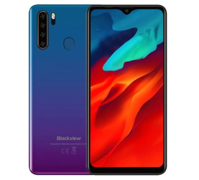 Cheap Blackview phone below N60000 naira