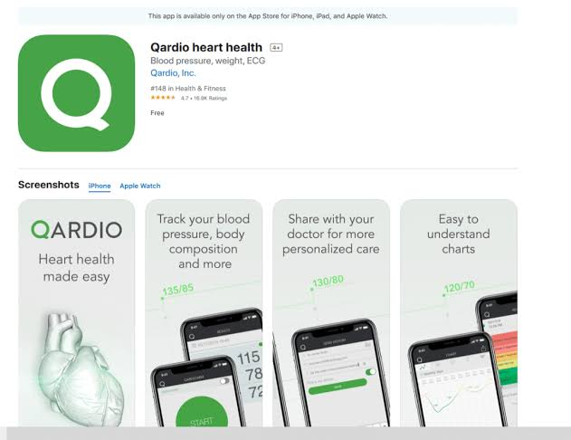 Qardio Heart Health