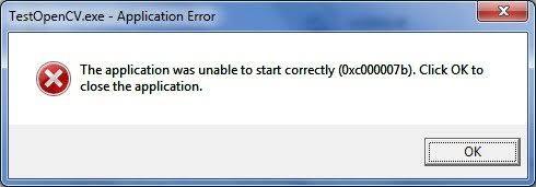How to fix error 0xc00007b in Windows