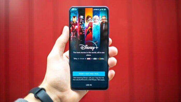 How to reset your Disney+ password