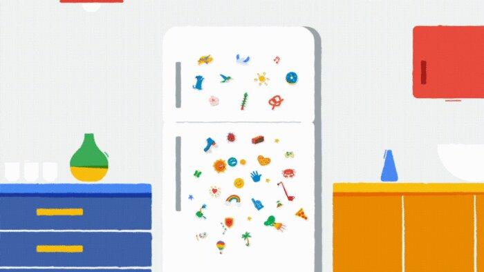 Doodle 4 Google winner of 2020, by Sharon Sara