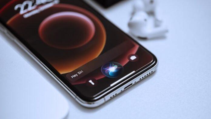 How to change Siri's voice or language