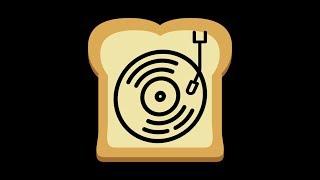 Jams on toast iPhone music player