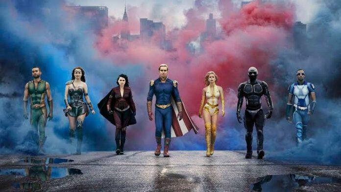 10 superhero movies and series on Prime Video